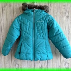 Columbia Winter Jacket Puffer Coat Size 4